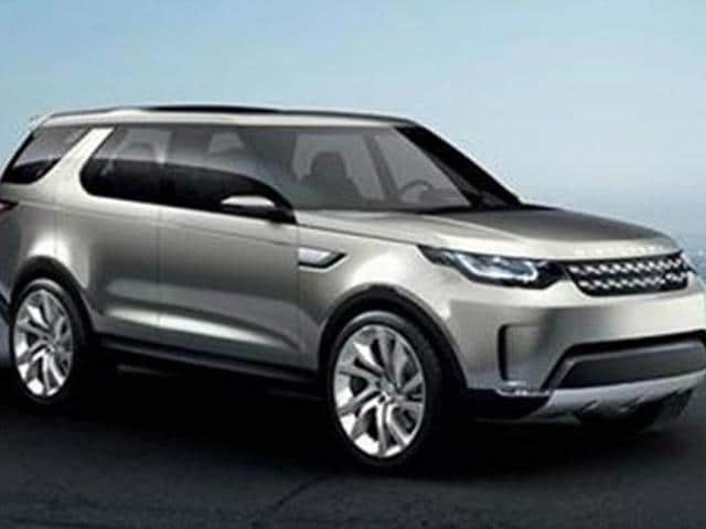 Land Rover previews new Discovery SUV with Vision Concept