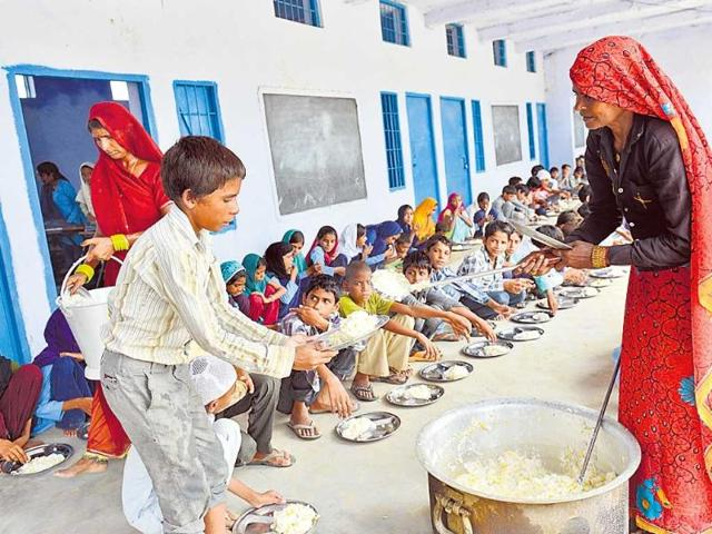 Despite consuming midday meal, 83% slum children are malnourished, says PU study