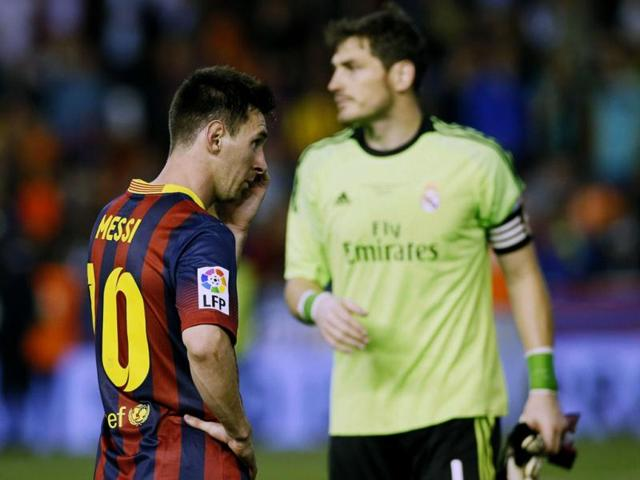 Barcelona-s-Lionel-Messi-reacts-near-Real-Madrid-s-goalkeeper-Iker-Casillas-after-losing-their-King-s-Cup-final-soccer-match-at-Mestalla-stadium-in-Valencia-Reuters-Photo