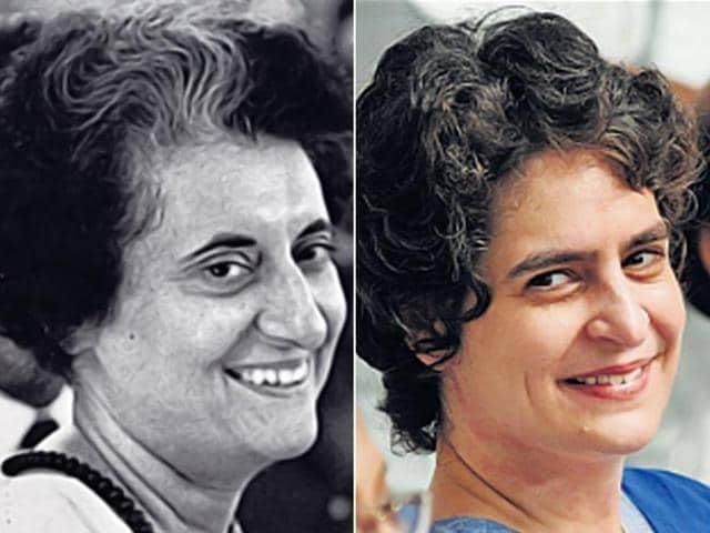Will Priyanka's Indira Gandhi avatar bring her into politics ...