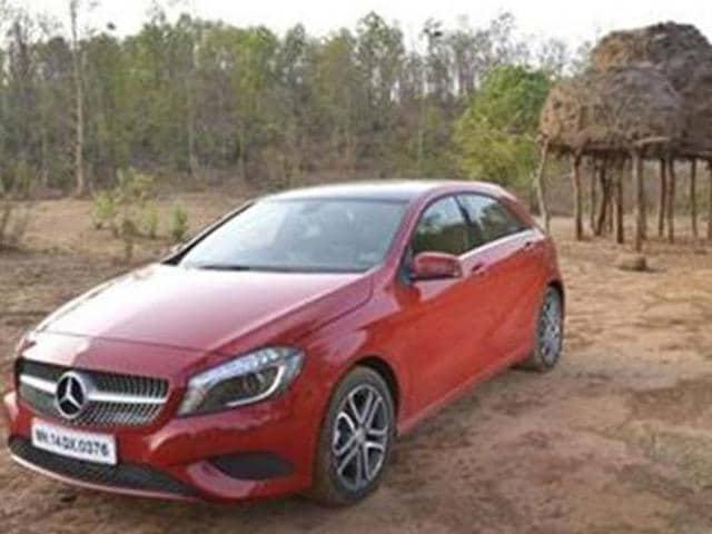 Mercedes,B-Class,Product launch