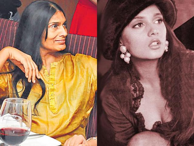Original Aashiqui star Anu Aggarwal makes a rare appearance ...
