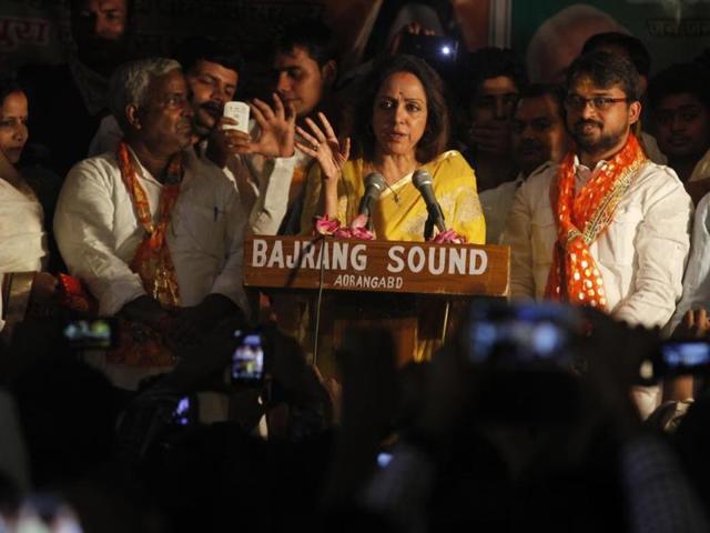 Jammu,Bollywood actor-turned politician,Hema Malini