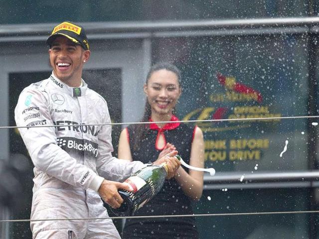Lewis Hamilton,Formula One,F1
