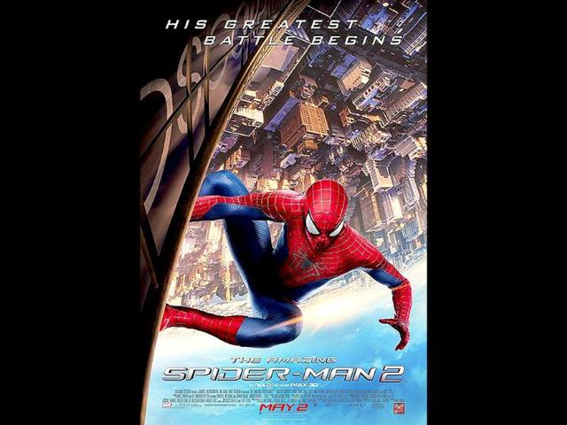 Spider-Man-is-back-and-so-are-the-villains-dogging-him-The-Amazing-Spider-Man-2-opens-on-May-1-in-India