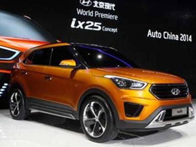 Hyundai-unveils-ix25-compact-SUV