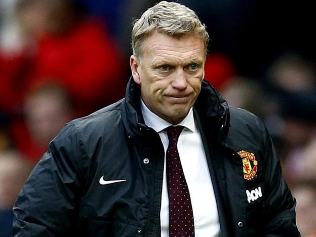 Manchester United,David Moyes,Louis van Gaal