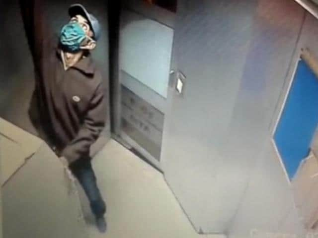 Amritsar,ATM robbery,robbers