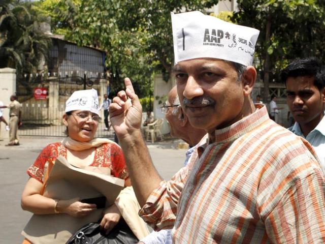 AAP,Mayank Gandhi,sexual harassment