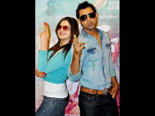 Punjabi cinema,2014 punjabi movies,Chaar Sahibzaade