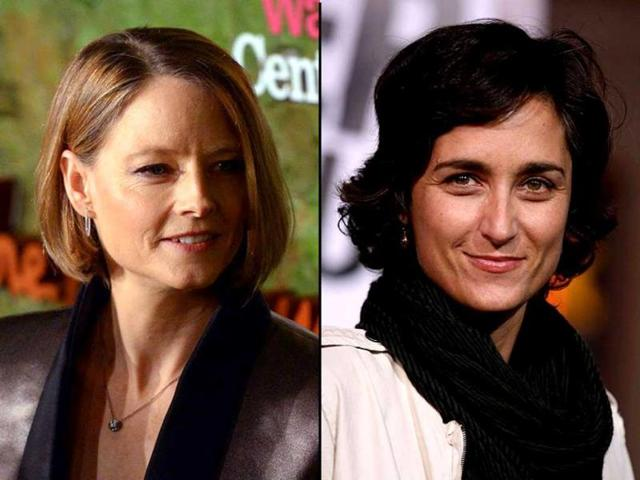 Jodie-Foster-weds-Alexandra-Hedison-HT-PHOTO