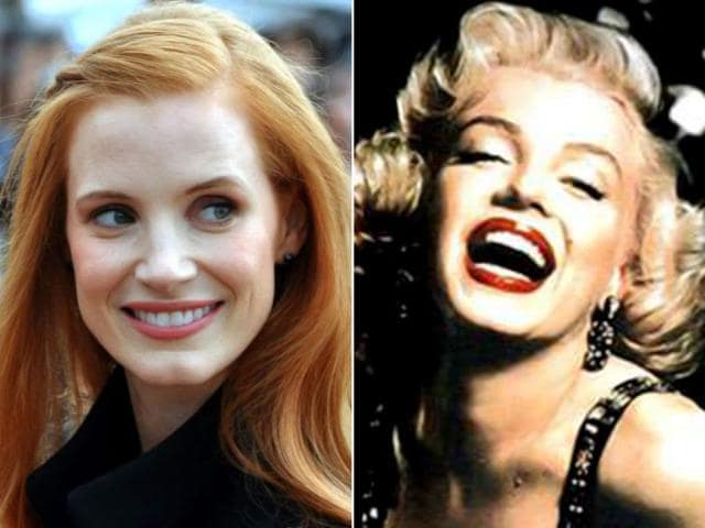 Jessica-to-play-Monroe-in-new-biopic