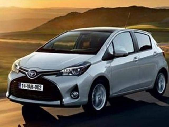 Toyota-reveals-Yaris-facelift