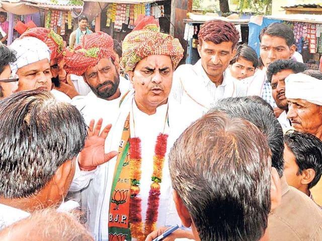 BJP-candidate-Sukhbir-Singh-Jaunapuria-in-Tonk-Sawai-Madhopur