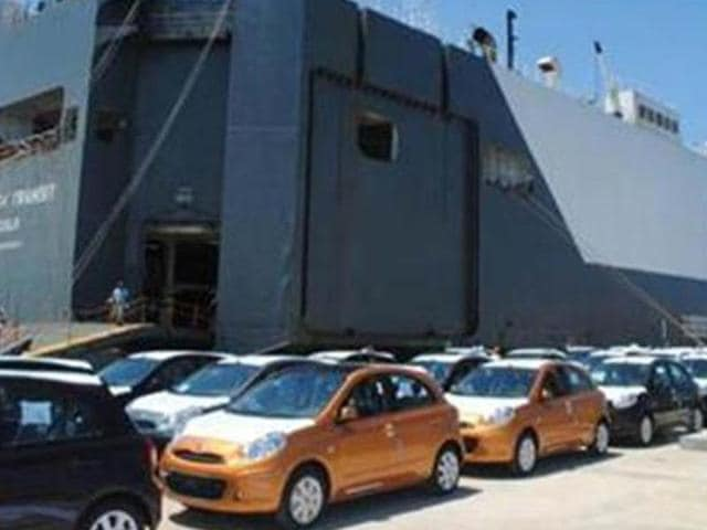 Nissan-overtakes-Maruti-to-become-India-s-second-biggest-car-exporter