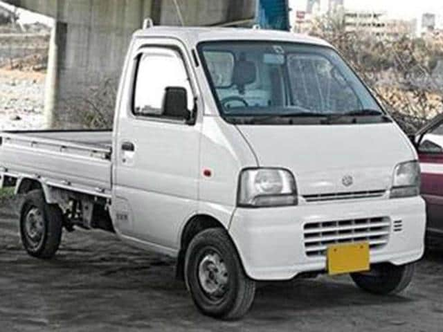 Maruti-LCV-likely-to-get-turbocharged-diesel-motor