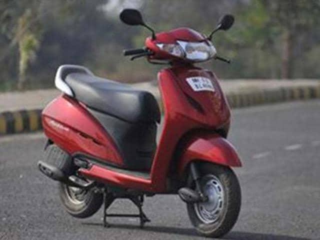 Honda Activa,Honda Motorcycle & Scooter India,Yadvinder Singh Guleria