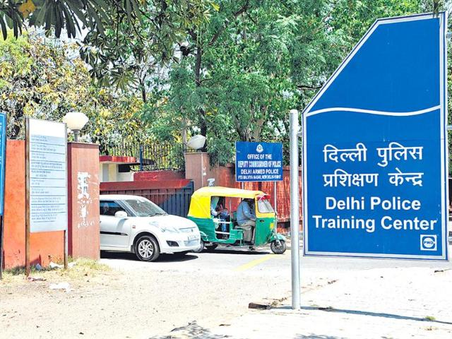 The-Delhi-Police-Training-Facility-Malviya-Nagar-has-witnessed-the-death-of-four-of-its-occupants-in-a-row-of-which-three-took-place-inside-the-complex-Sushil-Kumar-HT-Photo