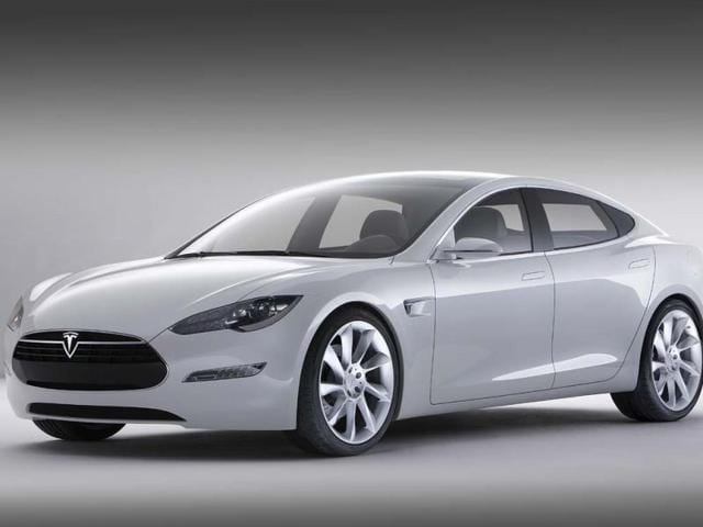 Tesla unleashes the model D