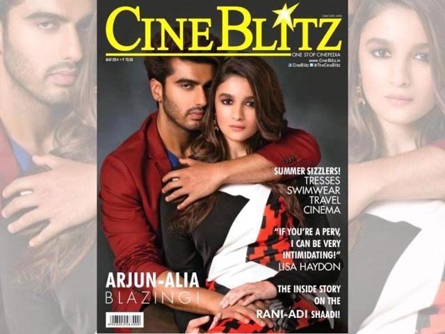 Alia-Bhatt-and-Arjun-Kapoor-the-new-hit-jodi-of-2-States-grace-the-cover-of-CineBlitz-for-the-month-of-May