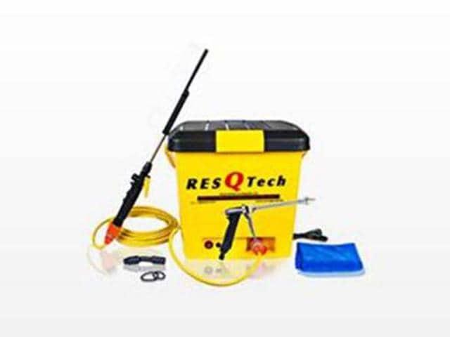 Resqtech-launches-compact-car-washers