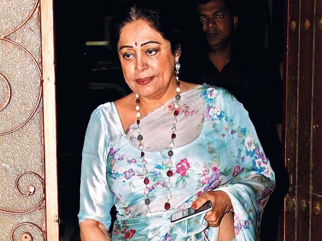 I wish I had a wife to manage things for me: Kirron Kher