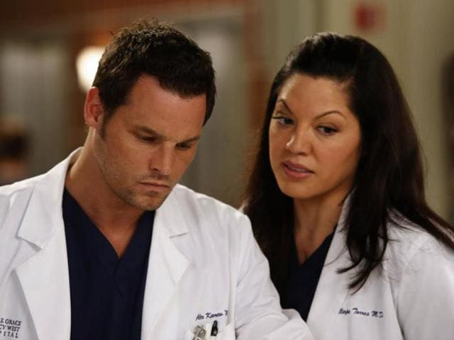 Grey\'s Anatomy original cast signs up for two more seasons | tv ...