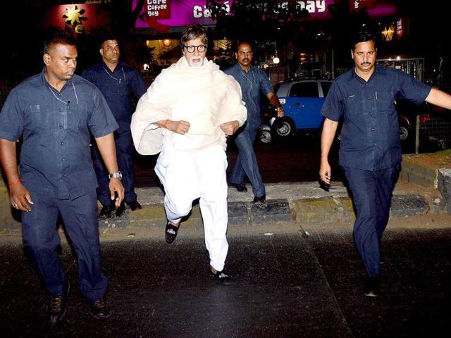 Amitabh Bachchan. Balik' Amitabh Bachchan mew look
