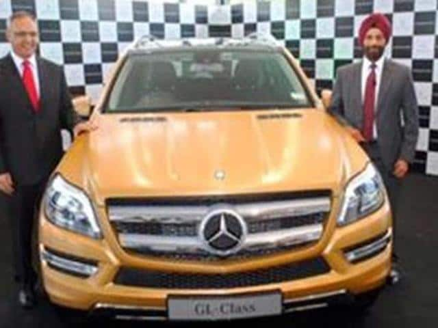 Mercedes Opens Luxury Car Showroom In Punjab Autos Hindustan Times