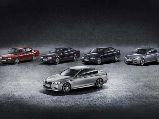 The-BMW-M5-30-years-of-the-M5-edition-Photo-AFP