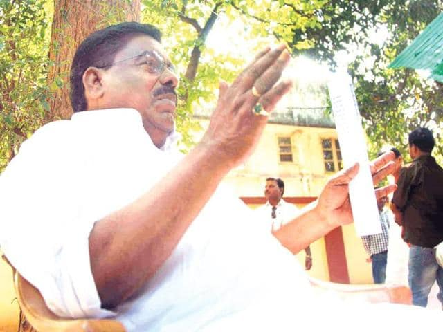 Former-minister-Simon-Marandi-addresses-a-press-conference-in-Ranchi-HT-photo