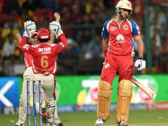 King-s-XI-Punjab-s-Virendra-Sehwag-celebrate-the-wicket-of-Yuvraj-Singh-during-their-IPL-7-match-against-Royal-Challengers-Bangalore-at-Chinnaswamy-Stadium-in-Bangalore-PTI-Photo