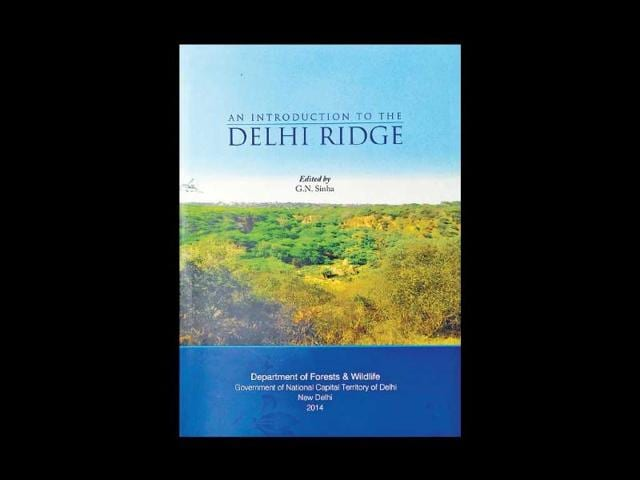 The-154-page-book-titled-An-Introduction-to-the-Delhi-Ridge