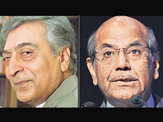 File-photo-of-Kanwal-Sibal-L-and-Shyam-Saran-R-both-former-foreign-secretaries-HT-Photo