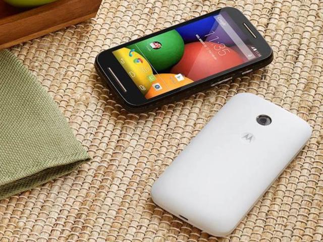 Motorola,Moto E,Qualcomm