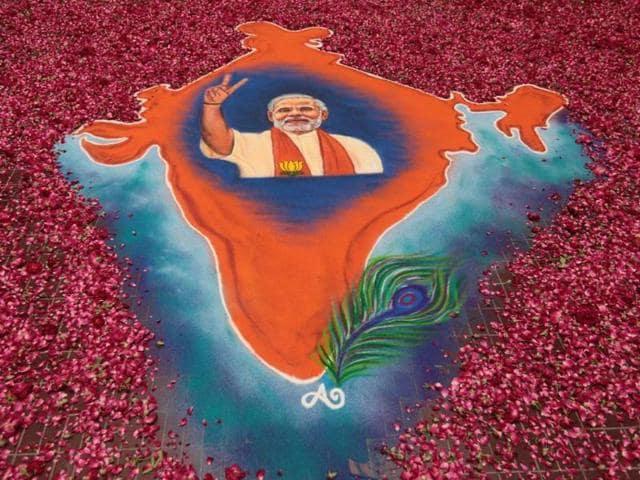 16th Lok Sabha election
