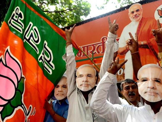 BJP's poll funds equal other parties' put together