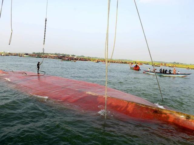 Bangladesh ferry disaster