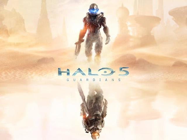 Halo 5,Xbox One,Master Chief