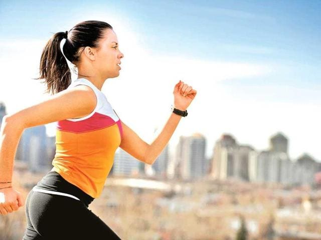A-woman-running-to-keep-herself-fit-Photo-courtesy-Shutterstock