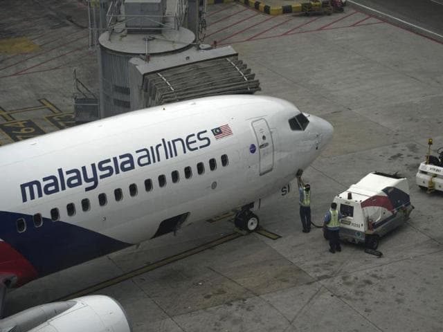 A-file-picture-taken-on-March-13-2014-shows-a-Malaysia-Airlines-plane-on-the-tarmac-at-Kuala-Lumpur-International-Airport-KLIA-in-Sepang-AFP-Photo
