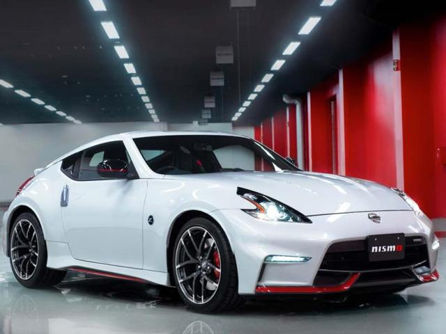 The-2015-Nissan-370Z-NISMO-Photo-AFP