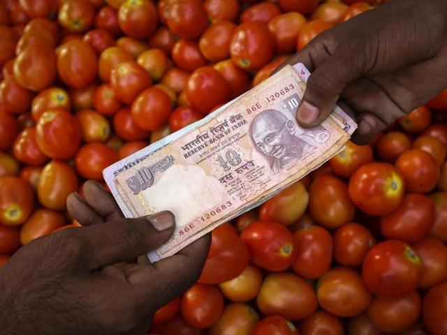 Rupee slips against USD, closes 2 paise down