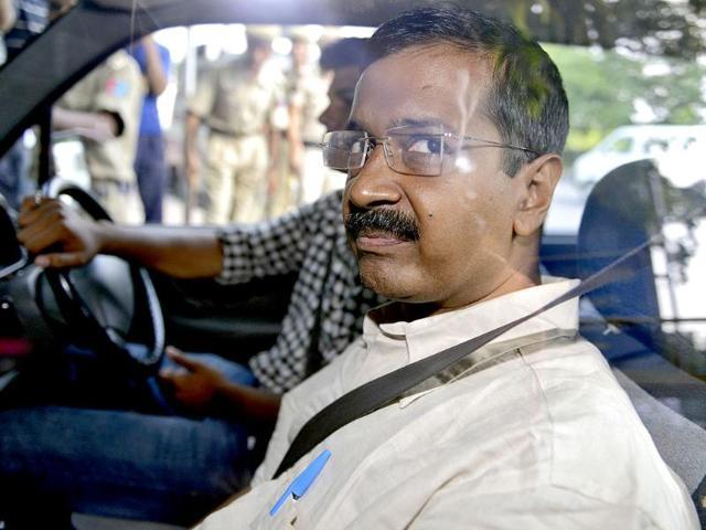 AAP,blue Wagon R,Arvind Kejriwal
