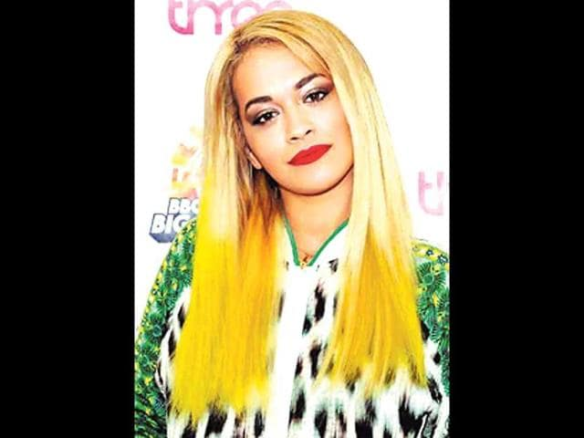 Look-for-salons-that-can-provide-an-ammonia-free-solution-for-your-pop-coloured-hair-Remember-as-the-colour-fades-it-will-have-that-unfortunate-tinge-of-bleach-so-always-make-a-smart-choice-Agency-Photo-In-picture-Rita-Ora