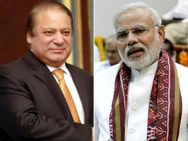 A-combination-picture-of-Pakistan-PM-Nawaz-Sharif-and-Indian-PM-designate-Narendra-Modi-Agency