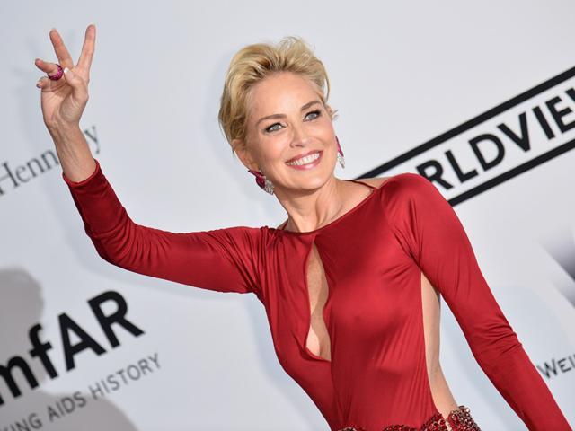Sharon Stone,dating,antonio banderas