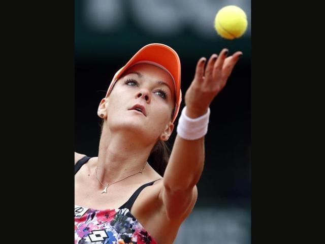 Agnieszka Radwanska,Venus Williams,6-4 6-2