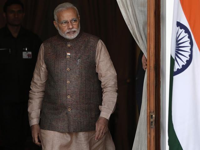 Narendra Modi-led government
