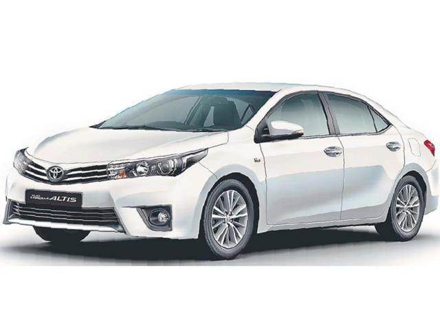 Toyota launches all new Corolla Altis